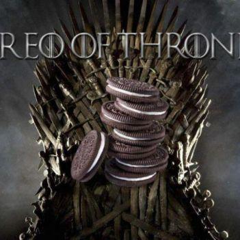 oreo di game of thrones