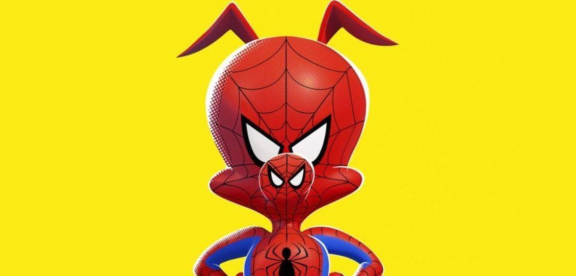 Spider-Man: Un Nuovo Universo spider-ham