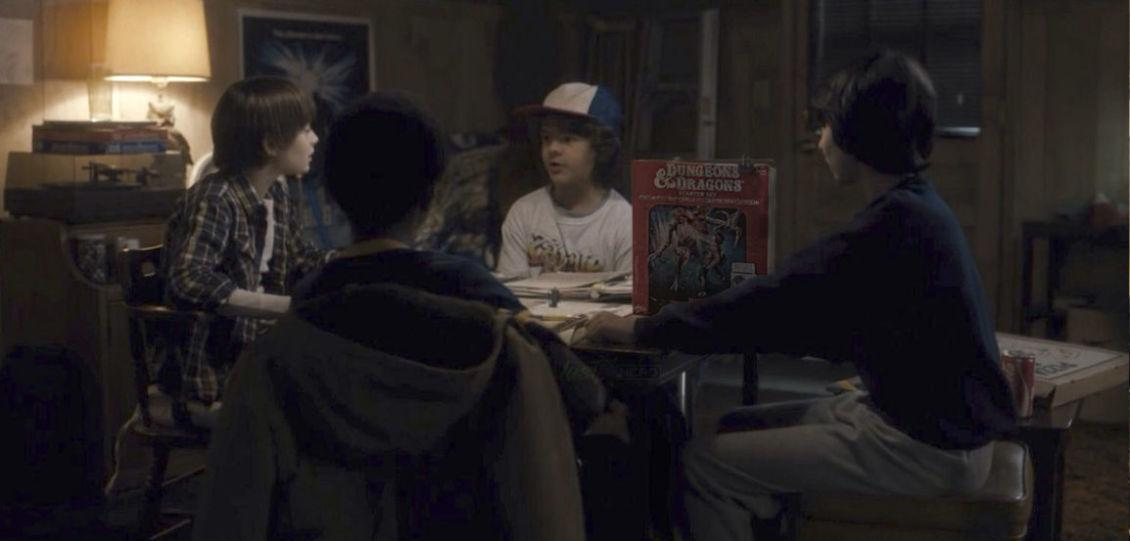 Stranger Things incontra Dungeons and Dragons in un nuovo Starter Set