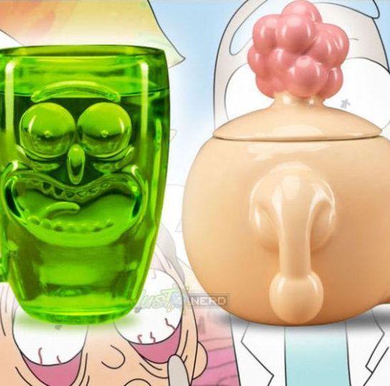 Tazze Rick e Morty