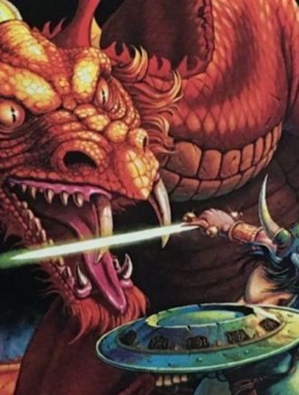 Eye of the Beholder The Art of Dungeons & Dragons