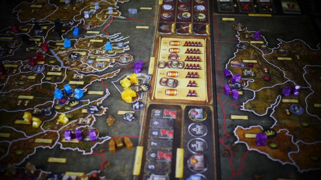 Il Trono di Spade: il gioco da tavolo