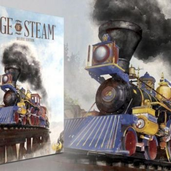 Age of Steam deluxe edition