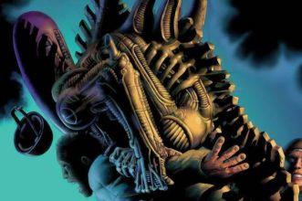 aliens grandi maestri cover