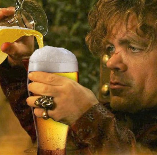 birra di Game of Thrones 8