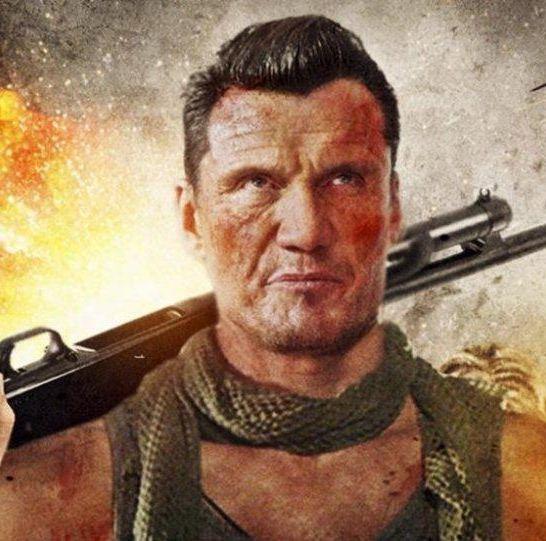 dead trigger Dolph Lundgren