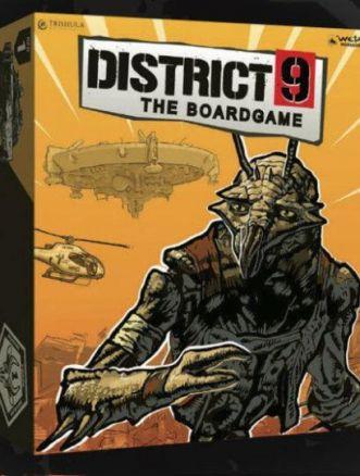 district 9 gioco da tavolo weta