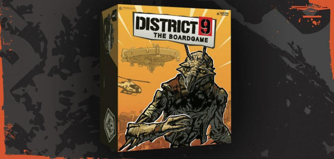 district 9 gioco da tavolo weta