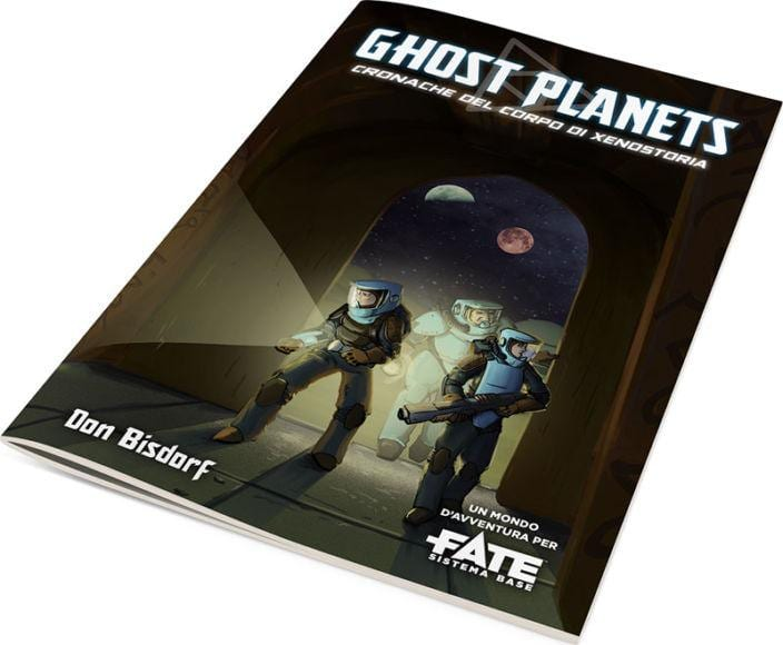Ghost Planets