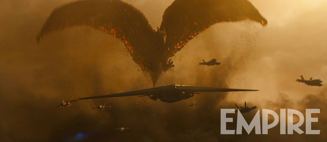 Rodan Godzilla II: King of the Monsters