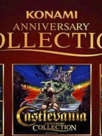 konami anniversary collection