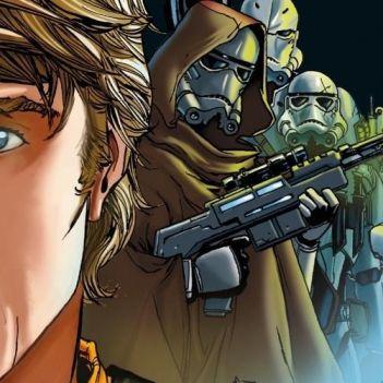 le avventure di luke skywalker vol 2 copertina