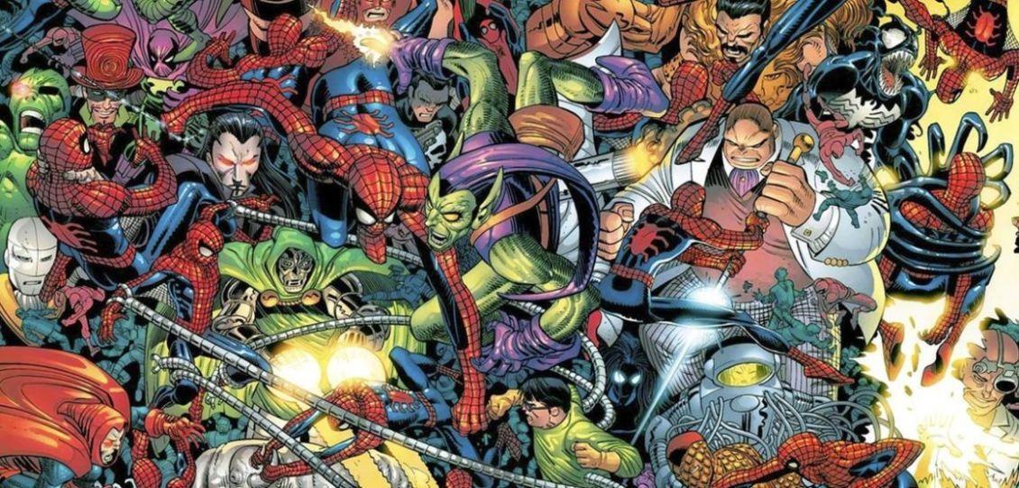 nemici di spider-man