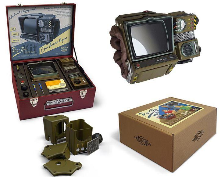 Pip-Boy 2000 Mark VI di Fallout 76