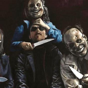 ritratto di famiglia in nero cover