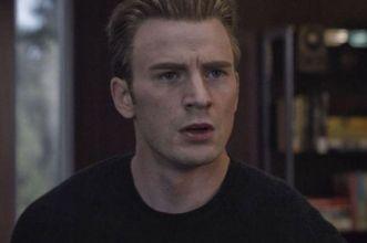 Avengers: Endgame steve rogers