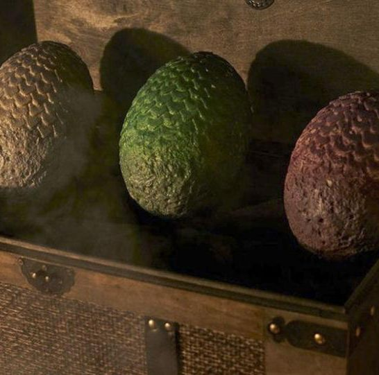 uova di Pasqua di Game of Thrones