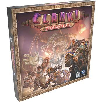 Clank! – La maledizione della mummia
