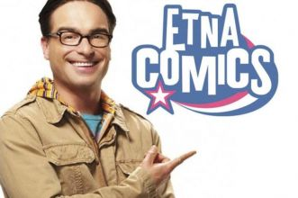 Johnny Galecki Leonard di The Big Bang Theory