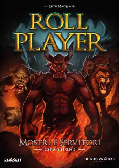 Roll Player – Mostri e servitori