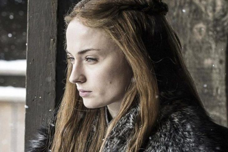 Sansa Stark game of thrones 8