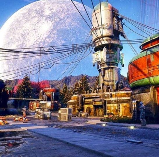 The Outer Worlds obsidian