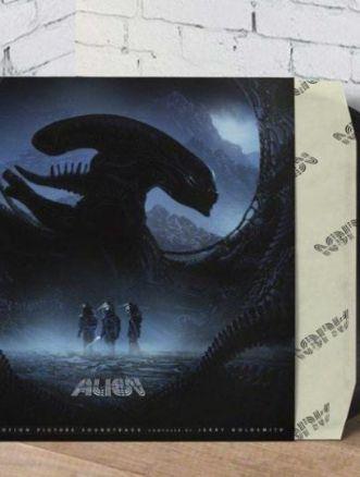 alien vinile