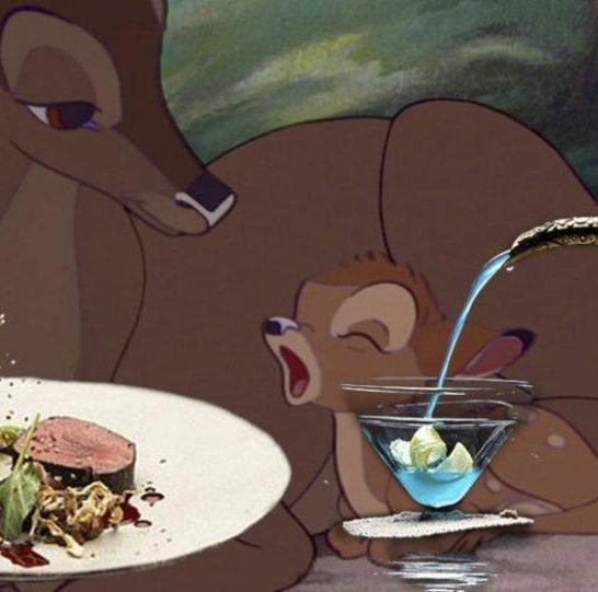 mamma di bambi