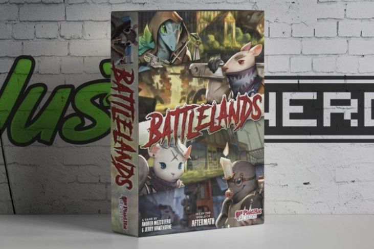 battlelands plaid hat games