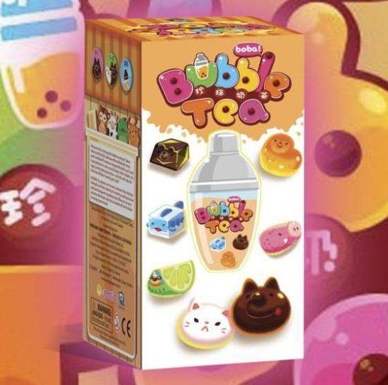 bubble tea gioco da tavolo