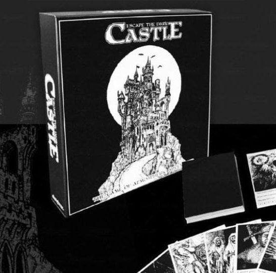 escape the dark castle ghenos