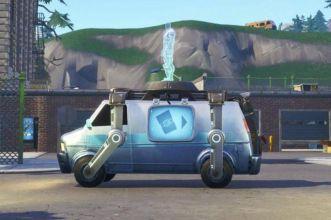 fortnite furgoni di riavvio respawn