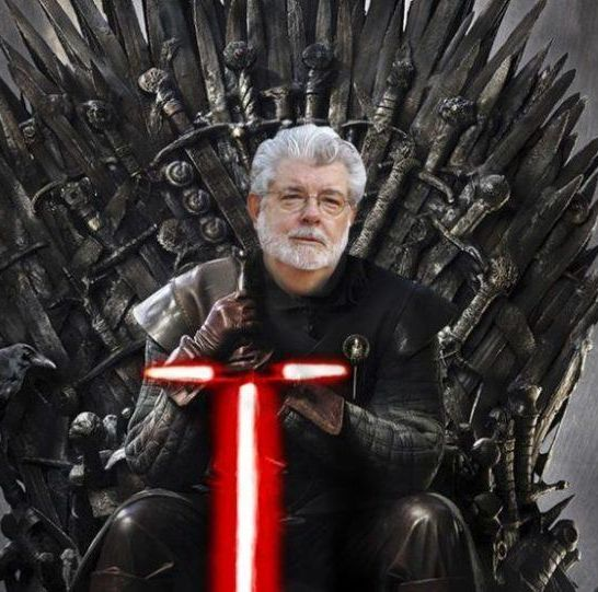 george lucas game of thrones 8