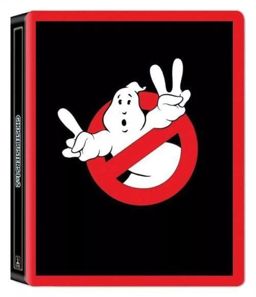 ghostbusters steelbook
