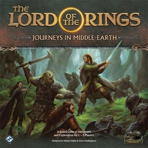 Il Signore degli Anelli: Viaggi nella Terra di Mezzo