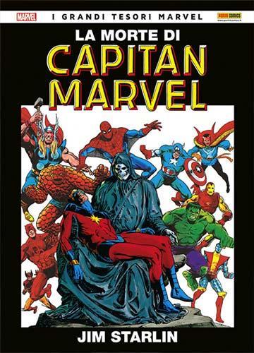 La morte di Capitan Marvel