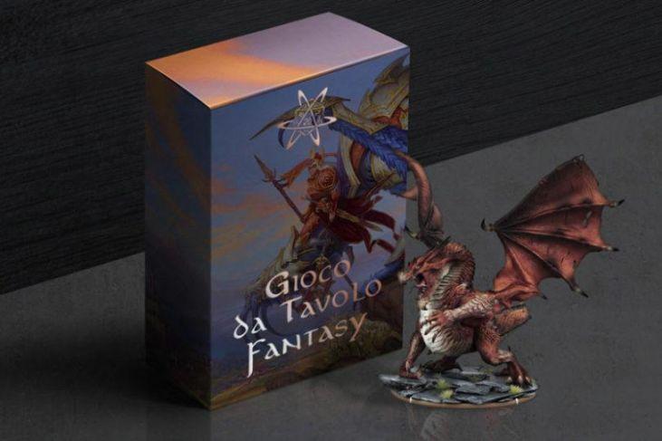 Migliori giochi da tavolo fantasy
