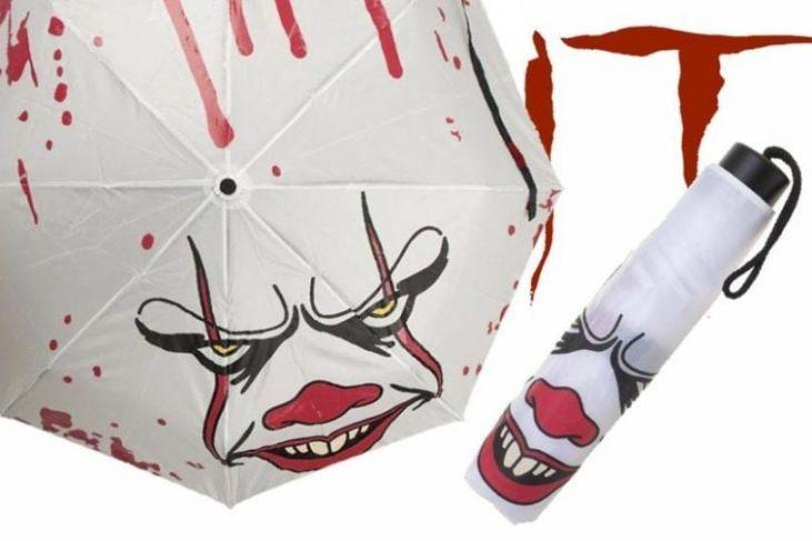 ombrello IT che sanguina