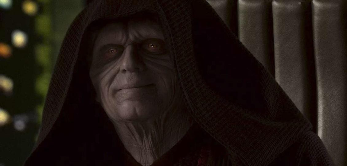 palpatine darth sidious