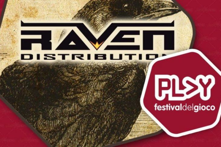 raven distribution modena play