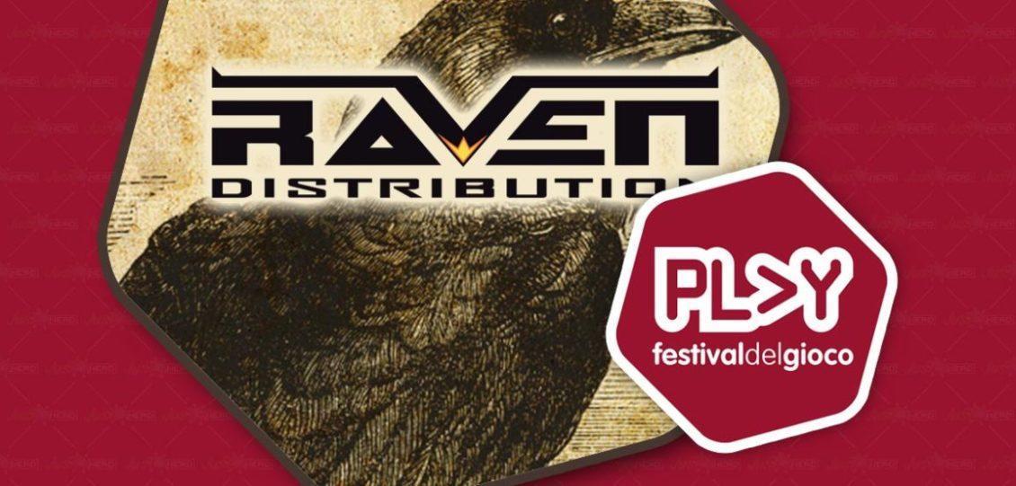 raven distribution modena play