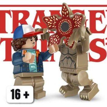 set LEGO di Stranger Things