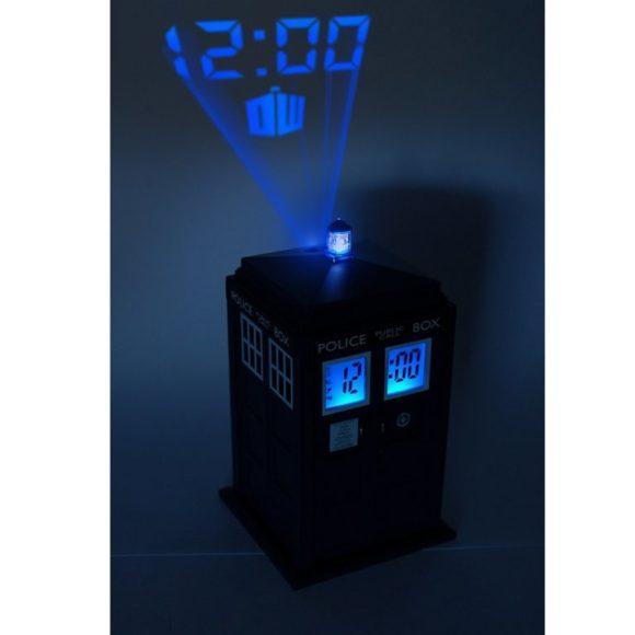 sveglia tardis doctor who