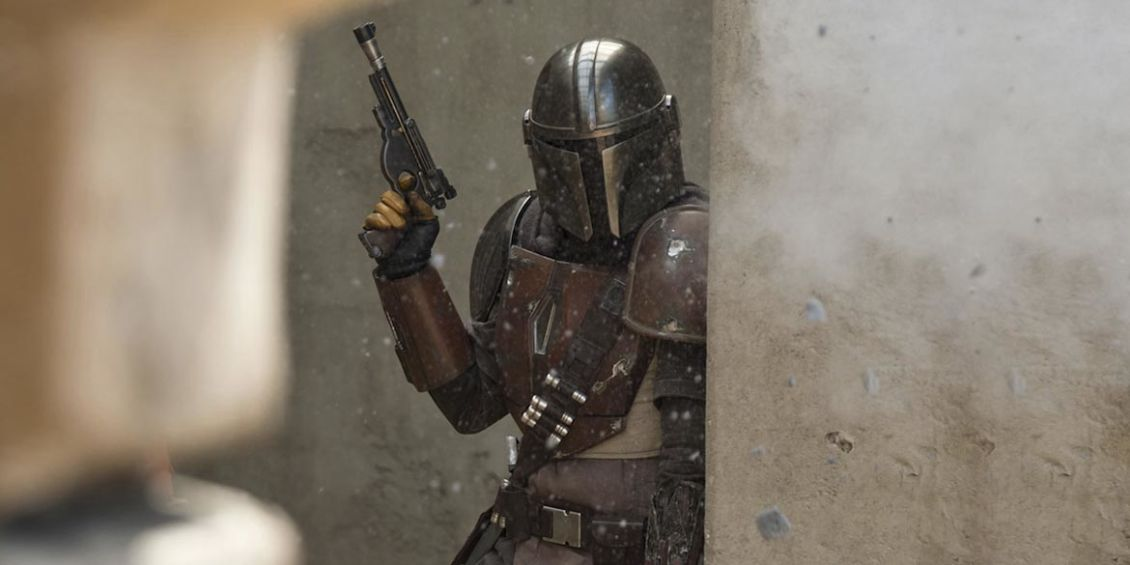 The Mandalorian Serie TV di Star Wars