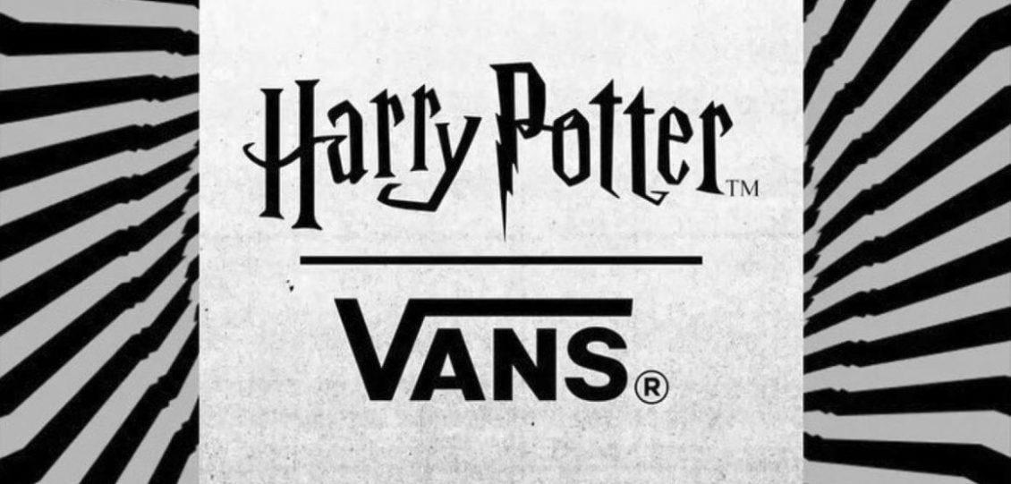 Arrivano le Vans di Harry Potter, la nuova collezione di