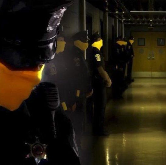 watchmen serie TV HBO