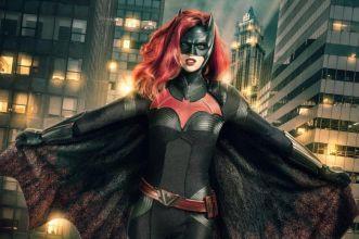 Batwoman Cover