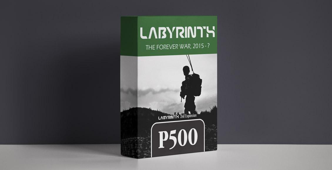 Espansione di Labyrinth