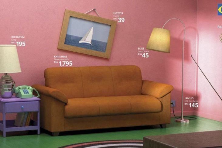 soggiorni serie TV IKEA