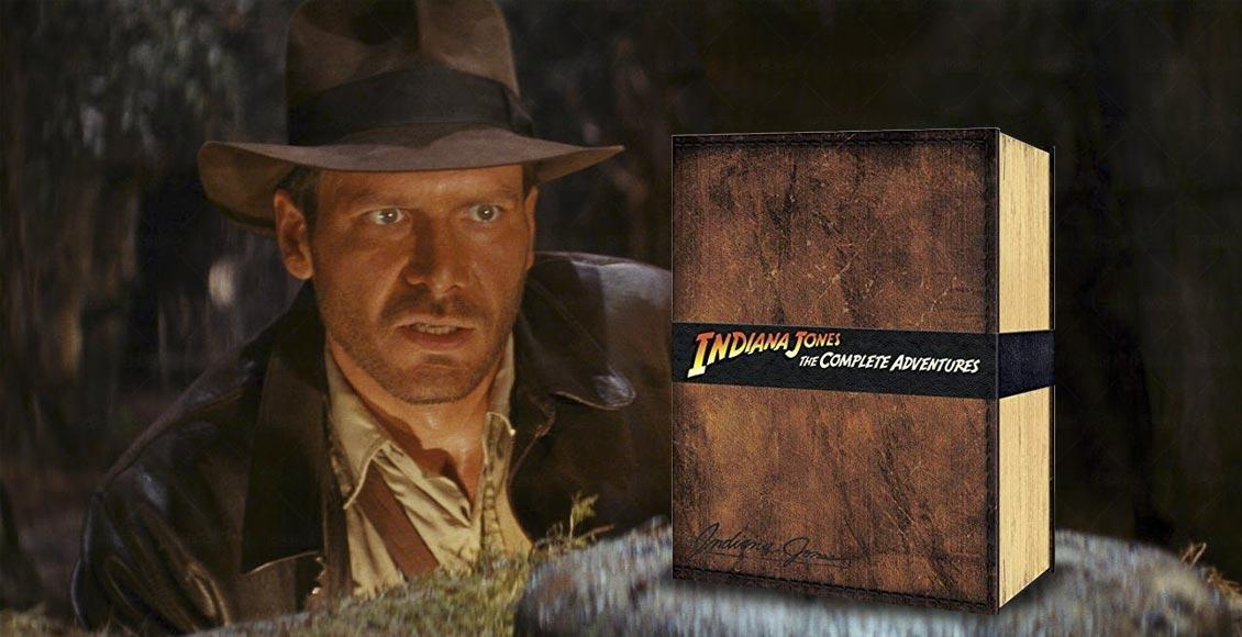 Indiana Jones: The Complete Adventure Collector's Edition